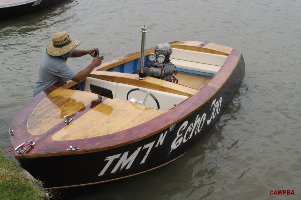 Power Boats For Sale >> Classic Australian Wooden Power Boats, Highlights of ...